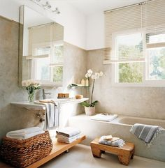 How to feng shui your bathroom (any bathroom) and create a prosperous spa at home!