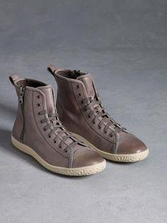 John Varvotos Hattan Side Zip shoes