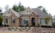 Hillside   Ranch   House Plan 50249