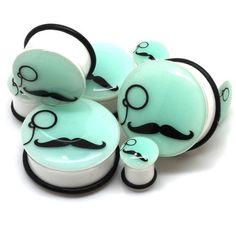 http://cheune.com/store Glow In The Dark mustache