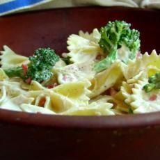 Bow The Broccoli Salad