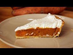 Thanksgiving Dessert: Sweet Potato Pie Recipe