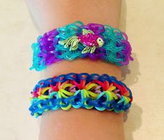 Holly's Arts and Crafts Corner: The Rainbow Loom Phenomenon #motorplanning #slp #ot #therapy  #sequencing