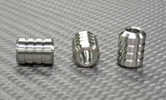 More Titanium beads