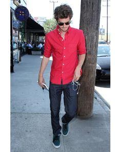 Andrew Garfield Style
