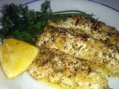 Lemon Dill Chicken! Low calorie!