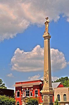 Franklin, Tn. town square