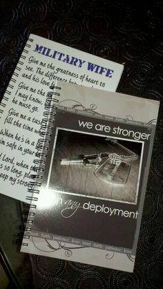 Deployment journals!