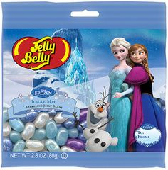 Jelly Belly Now Has 'Frozen' Jelly Beans