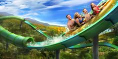Dollywood's Splash Country~ Will Have First TN Water Coaster