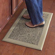 ... Fatigue Floor Bath; Cushion Kitchen Mat : Area Rugs On Pinterest ...