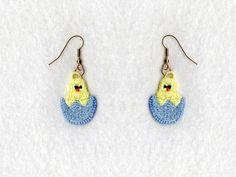 Please Repin!  FSL Easter Earrings Machine Embroidery Designs  http://www.designsbysick.com/details/easterearrings
