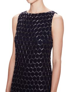 Dayla Silk Beaded Dress from Mobile First Look: Alice + Olivia on Gilt