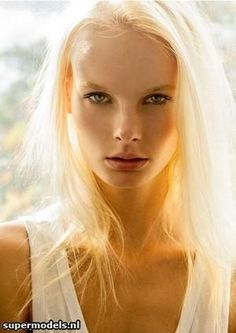 Irene Hiemstra - Exciting and fresh beauty from the Netherlands...