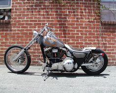"Hey Guys would you believe Mickey Rourke ""AKA Harley"", gave the bike from Harley Davidson and the Marlboro Man to me."