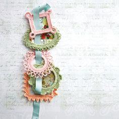 Crocheted frames!