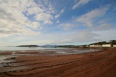 Holy Isle, Little Cumbrae and Arran from Millport