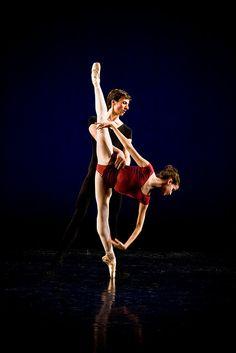 Royal Ballet School, London