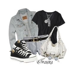 """""""Untitled #1120"""" by cw21013 on Polyvore"""