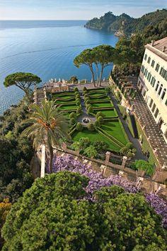 ✭ La Cerva, Santa Margherita Ligure, Genoa, Italy