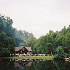 Blackberry Farm Wedding