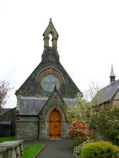 St Augustines Church. Known as the 'wee church' the oldest church in Derry, Ireland