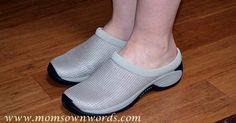 FootSmart Merrell Encore Breeze 2 Clogs Giveaway  One Moms Own Words reader will win a  pair of Merrell Encore Breeze 2 Clogs courtesy of FootSmart!