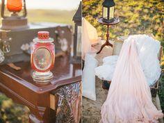 Santa Cruz Bohemian Wedding Ideas