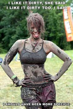 Dirty girl mud run...laura look!!