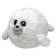 Ty Beanie Ballz Seymour The Seal