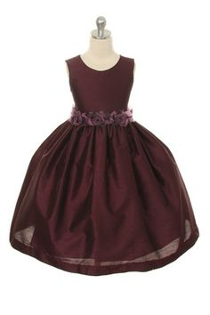 This is what matches so far the best with the bridesmaid dresses I picked out. An eggplant dress for 69.95