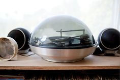 cool record player / turntable