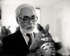 Hayao Miyazaki |  Film director, animator, manga artist & screenwriter (Japan)