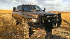 Badass Dodge Ram Cummins Diesel Truck - Diesel Truck Gallery