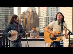 "▶ The Avett Brothers - ""Live And Die"" (Live Session + Interview) - YouTube"