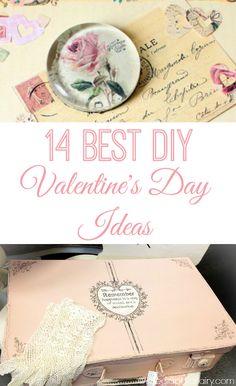 14 Best DIY Valentine's Day Ideas