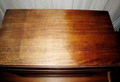 Restoring Vintage Furniture