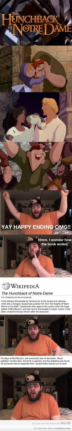 The real ending..