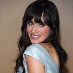 Zooey Deschanel. She is so adorable.