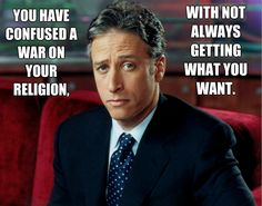 classic Jon Stewart