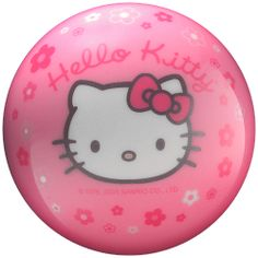 Hello Kitty bowling ball