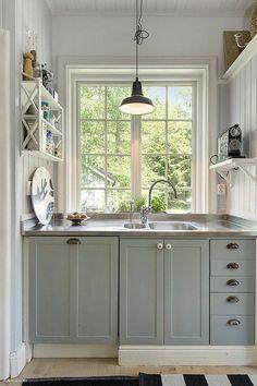 Small and still beautiful. #kitchens