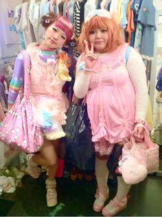 fairy kei girls