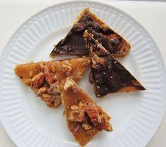 Salted Caramel Pecan Bars