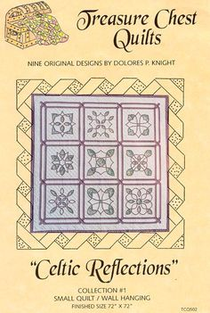 Applique Quilt Patterns celtic | celtic_reflections.jpg