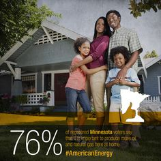 Poll: Large majorities of Minnesota voters support increased investments in U.S. energy infrastructure.