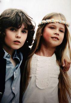 vogue, girl hair, vogu enfant, flower headbands, kids fashion, children, future kids, little boys, hippi kid