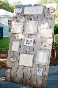 Entry display ideas
