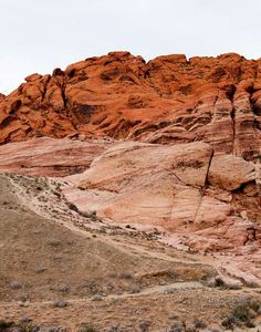 Desert near Las Vegas, via Anthology Mag