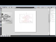 How to open a photo in silhouette studio ... to turn your doodles into cut files (using a phone-camera, no scanner needed)